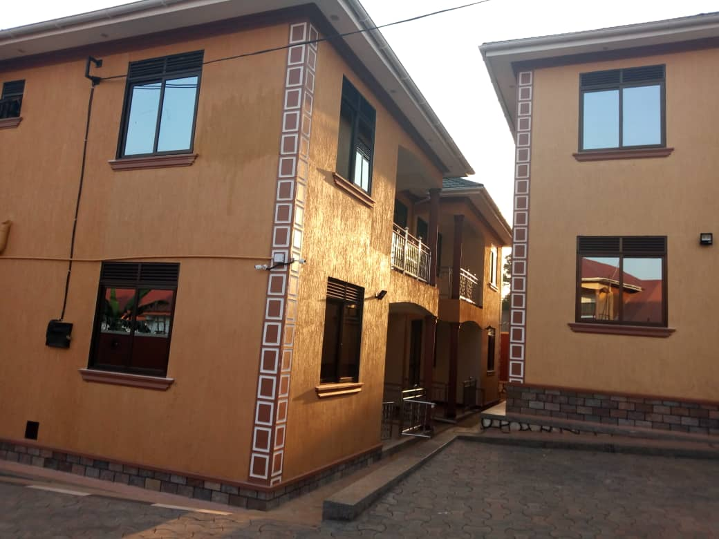 To let, 2  bedroom Apartments in Bweyogerere-Kito @ 750,000 UGX/ Month