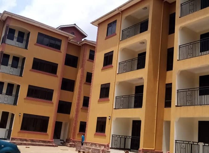 To Let Exquisite apartments at Mulago-Nsoba
